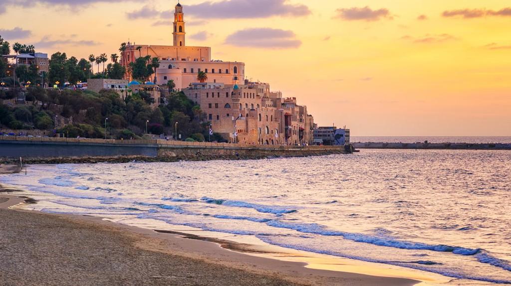 View of Jaffa from Jaffa Beach | © Boris Stroujko / Shutterstock