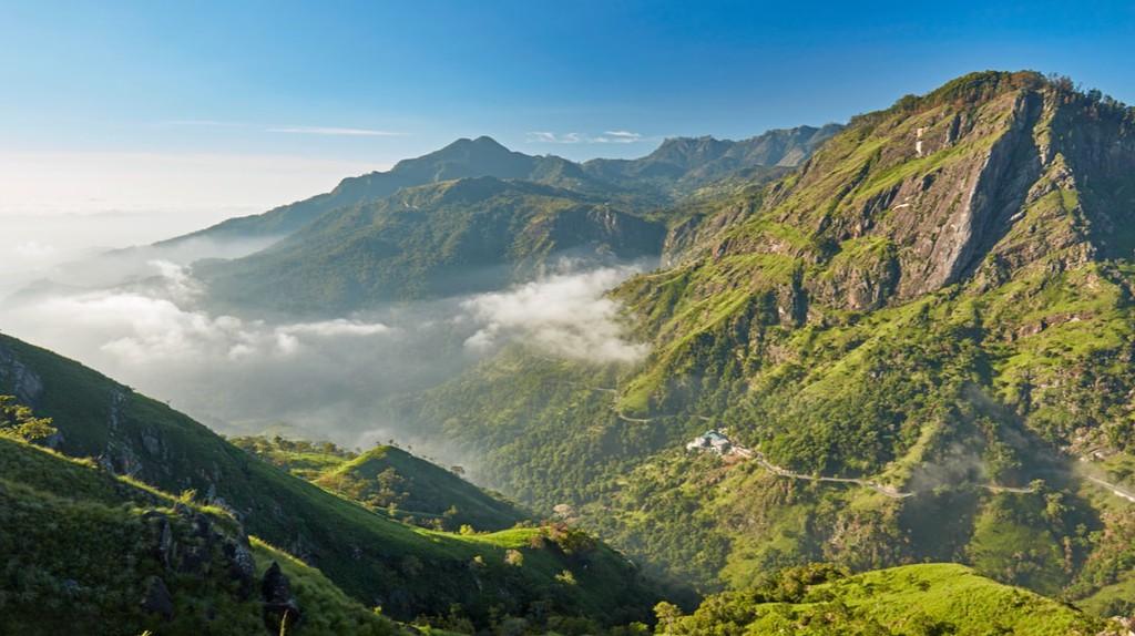 Ella, Sri Lanka   ©SJ Travel Photo and Video/Shutterstock