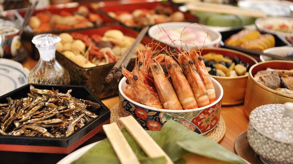 A very tasty New Year's Day tradition, o-sechi | © wildzero / Shutterstock