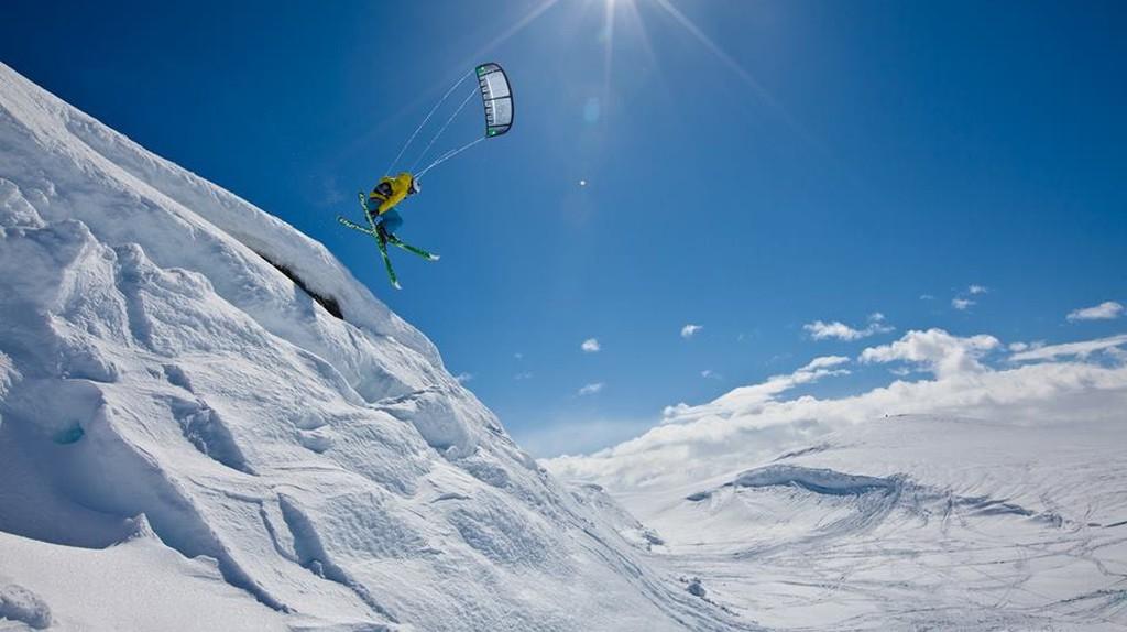 Snowkiting in Hardangervidda | Courtesy of Haugastøl