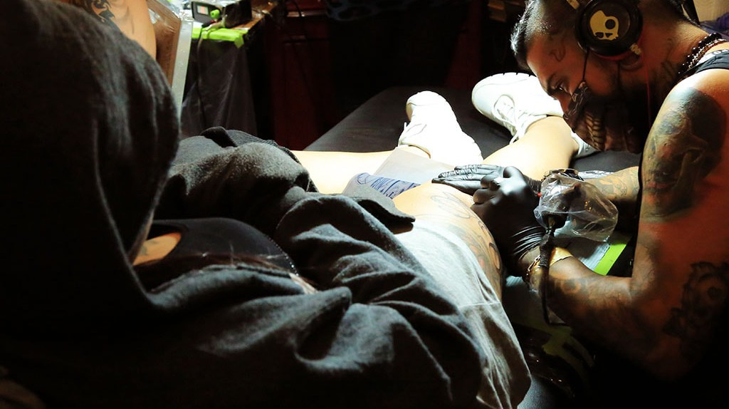 Tattoo Festival in Panama | © Todd Webb, HEADsPACE Photography