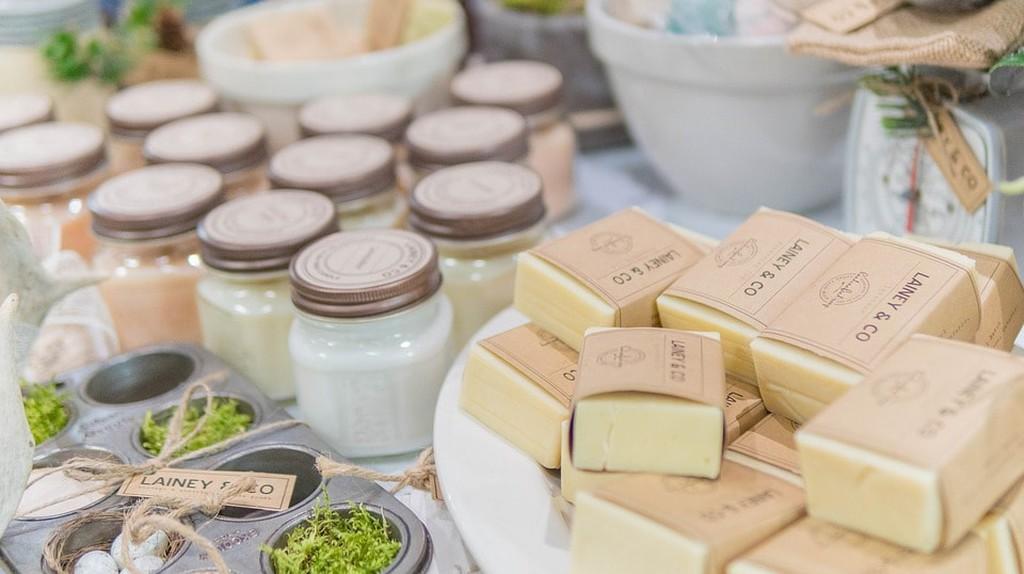 Bath Soaps    © Pixabay