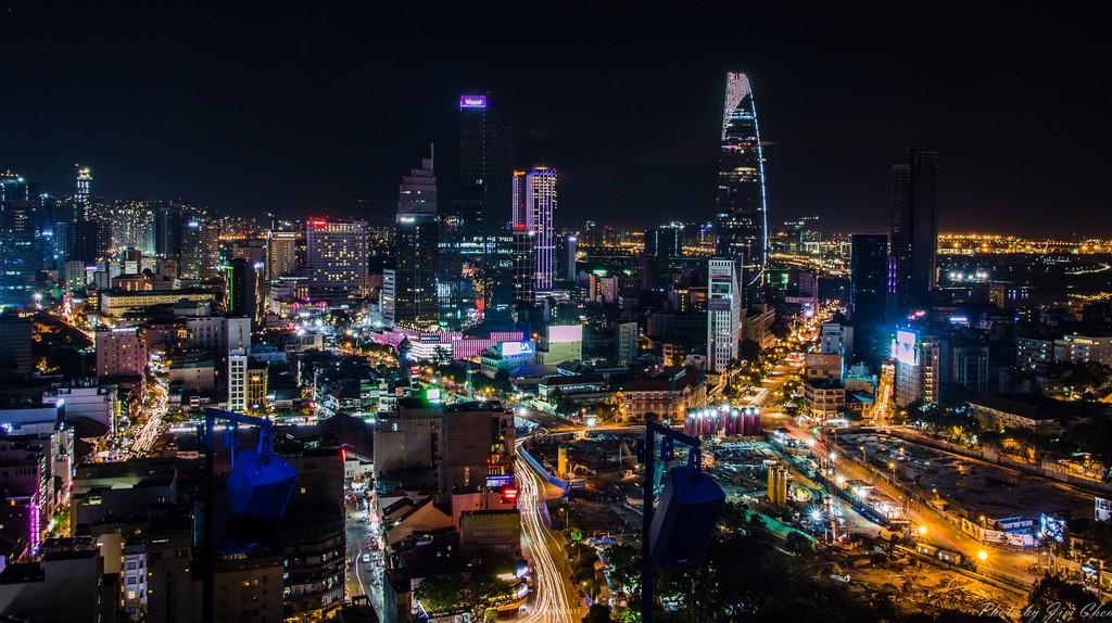Vietnam by night   © Jim/Flickr