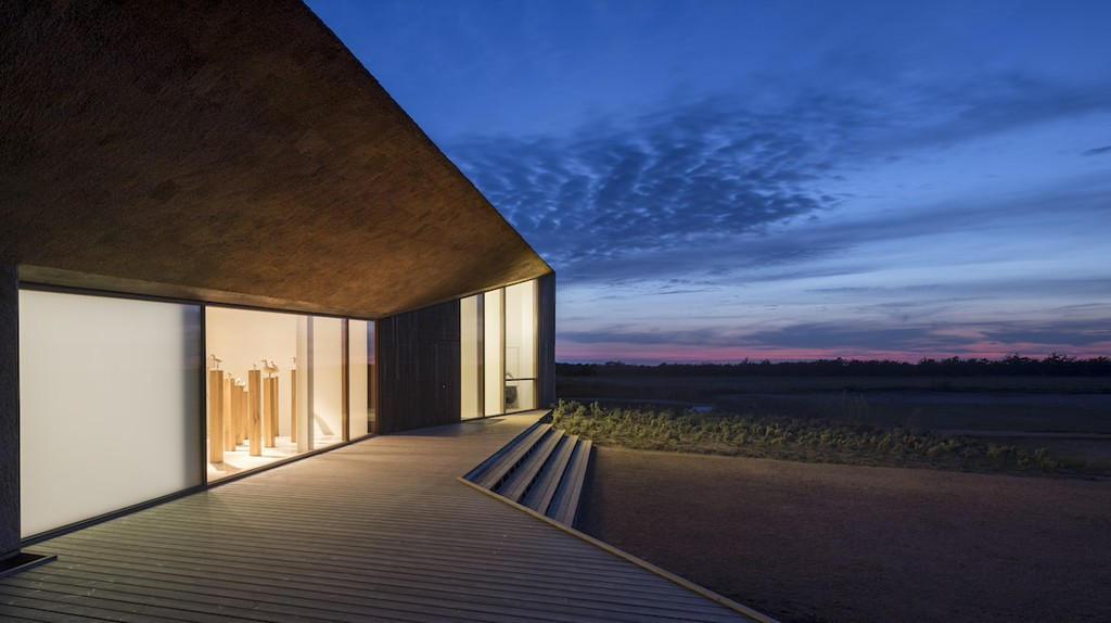 Wadden Sea Centre, Ribe, Denmark | Courtesy of Dorte Mandrup 2017 © Adam Mõrk