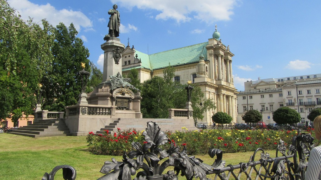 Warsaw | © Lino9999 / Pixabay