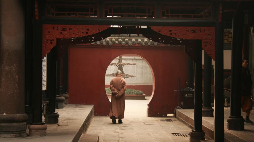 Wenshu Monk   © moniqca
