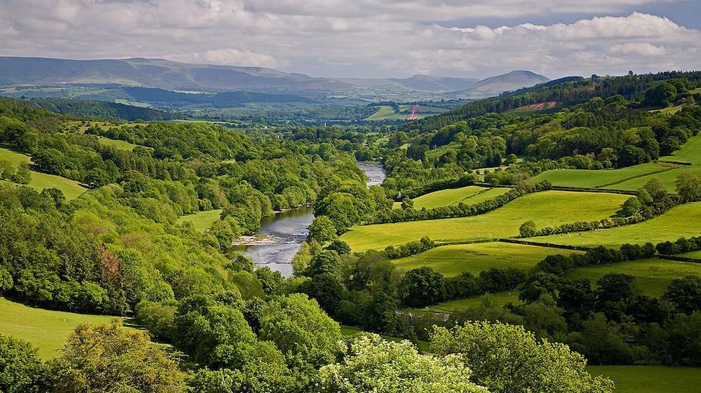Wye Valley|©DavidEvans/Flickr