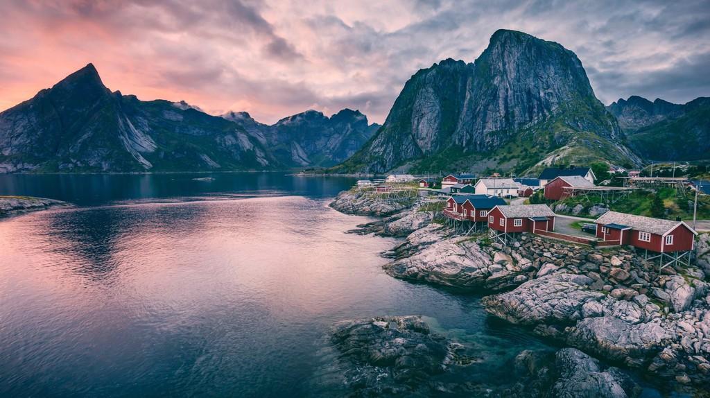 Hamnøy, Norway | © Yuriy Garnaev / Unsplash