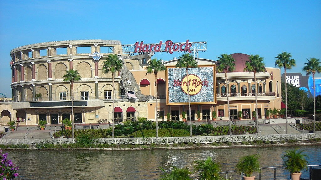 Hard Rock Live Orlando | Public Domain / WikiCommons