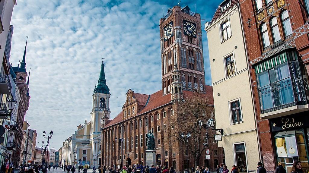 Toruń | © Domun / WikiCommons