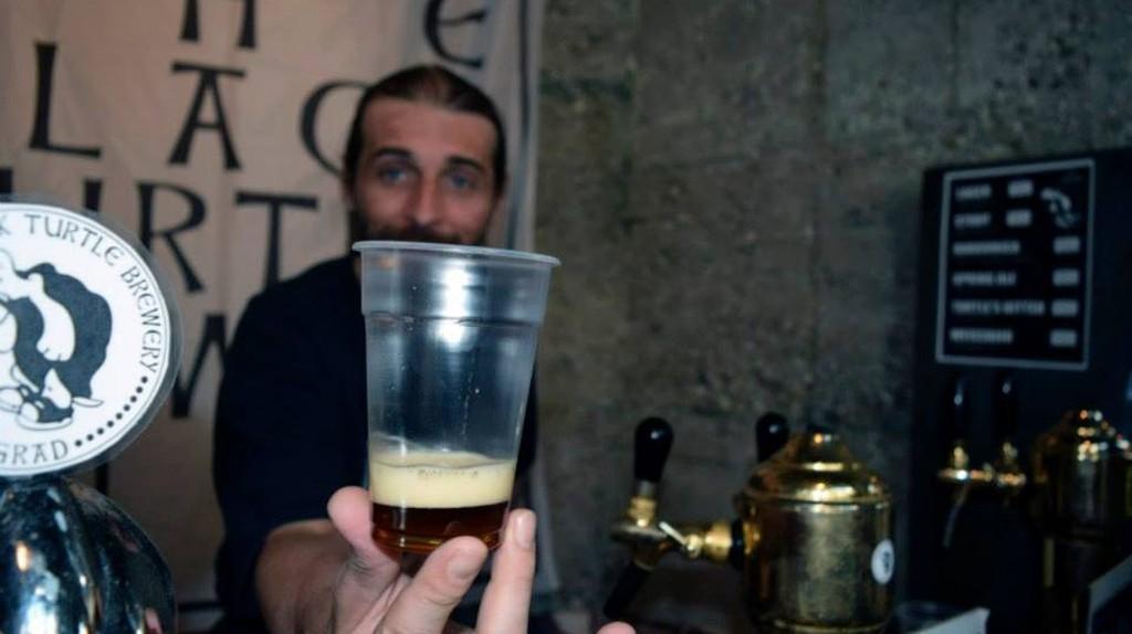 The Black Turtle is a true Belgrade icon