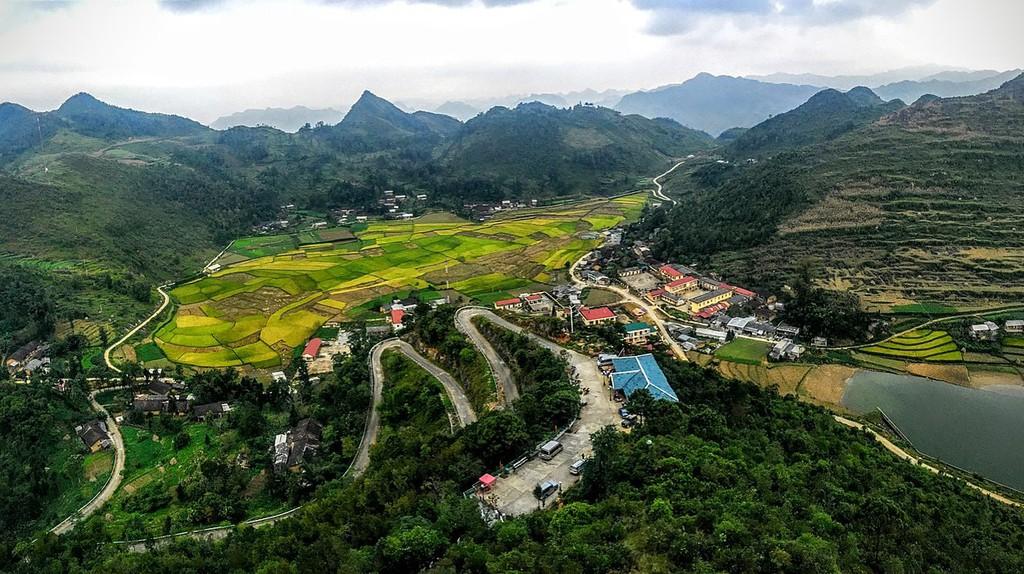 Lũng Cú in Hà Giang Province   © trungydang/WikiCommons