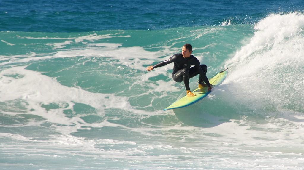 Time to surf!   © Fabrizio Binello/Flickr