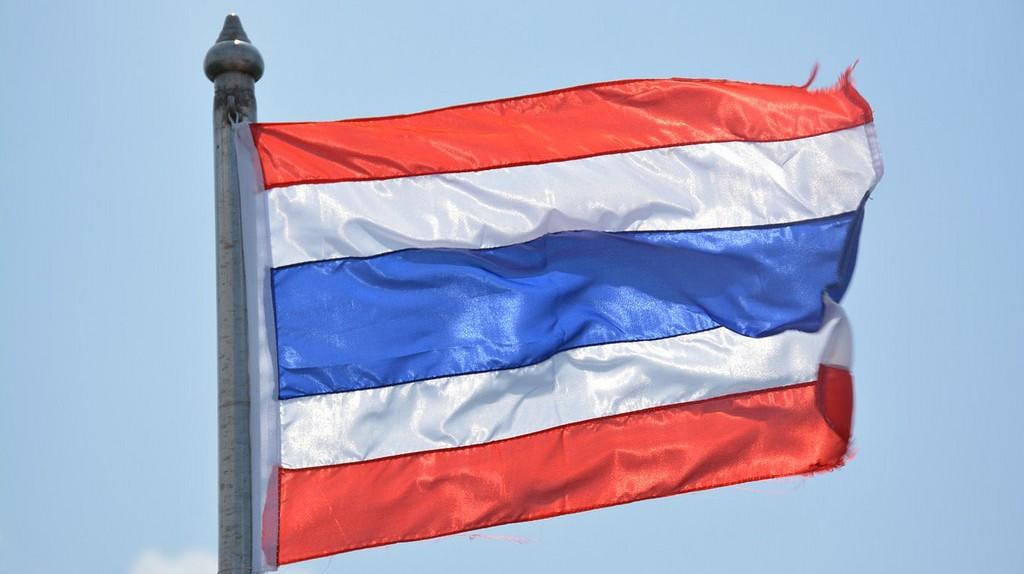 Thai flag   © Paul Arps/Flickr