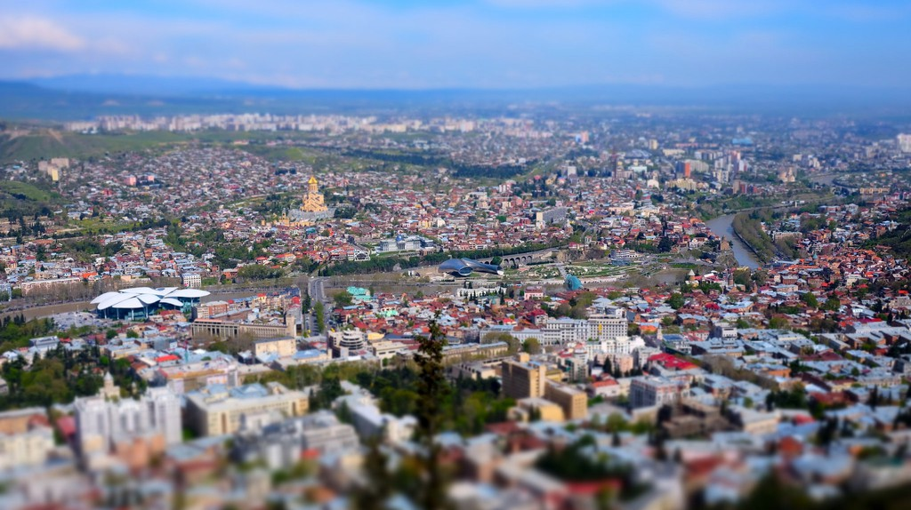 View of Tbilisi   © jagermesh / Flickr