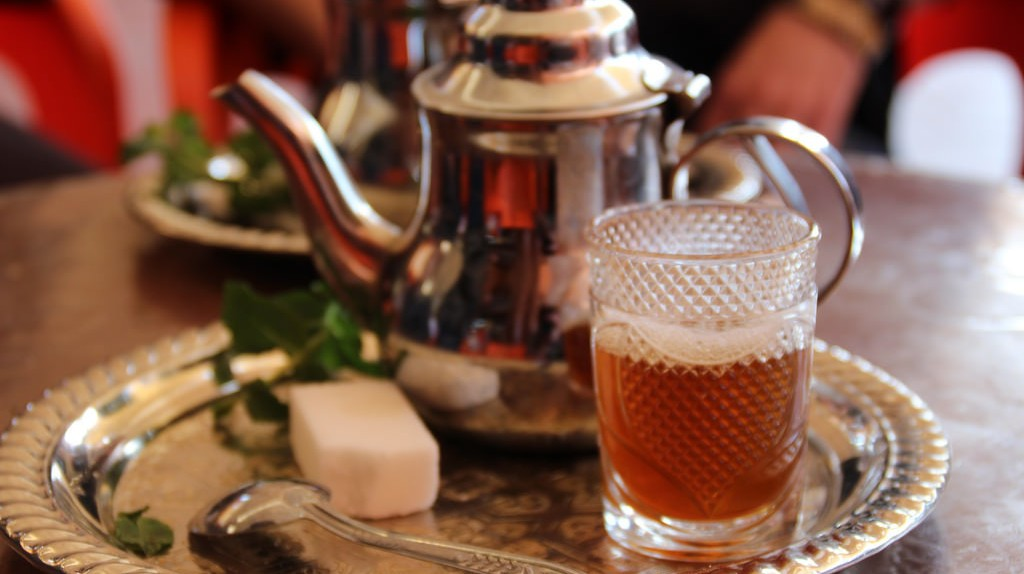 Moroccan mint tea | © Thibaut Démare/Flickr