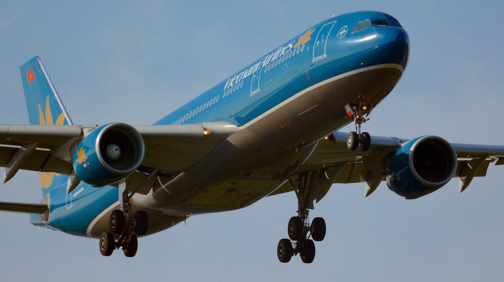 Vietnam Airlines   ©  Masakatsu Ukon/Flickr