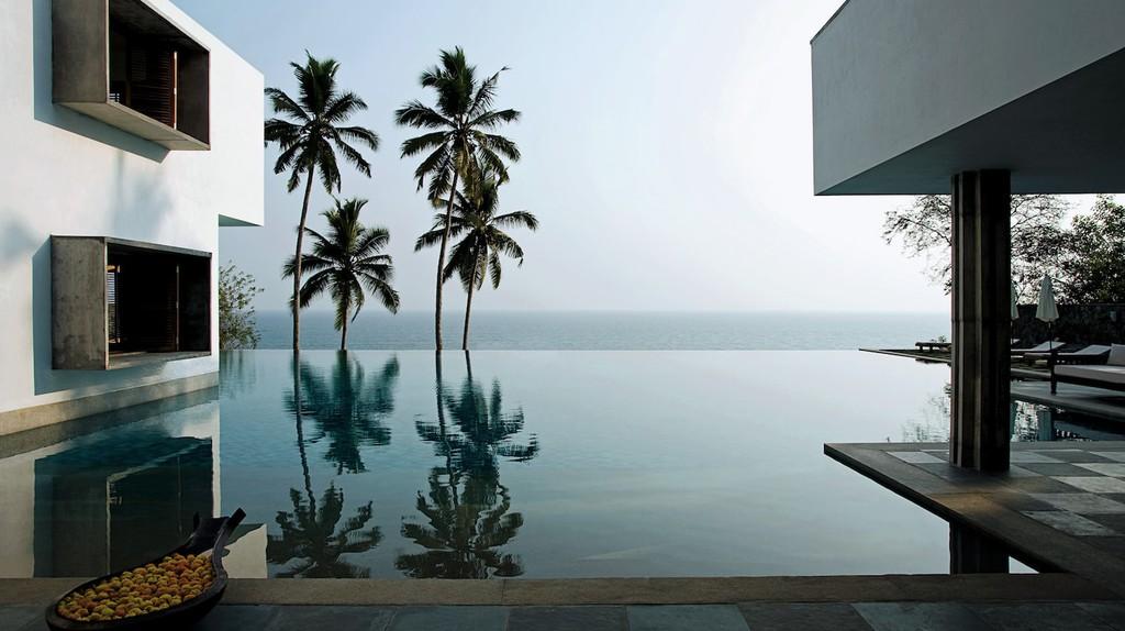 Cliff House, Khosla Associates, 2010. Kerala, India | © Bharath Ramamrutham, Courtesy Khosla Associates