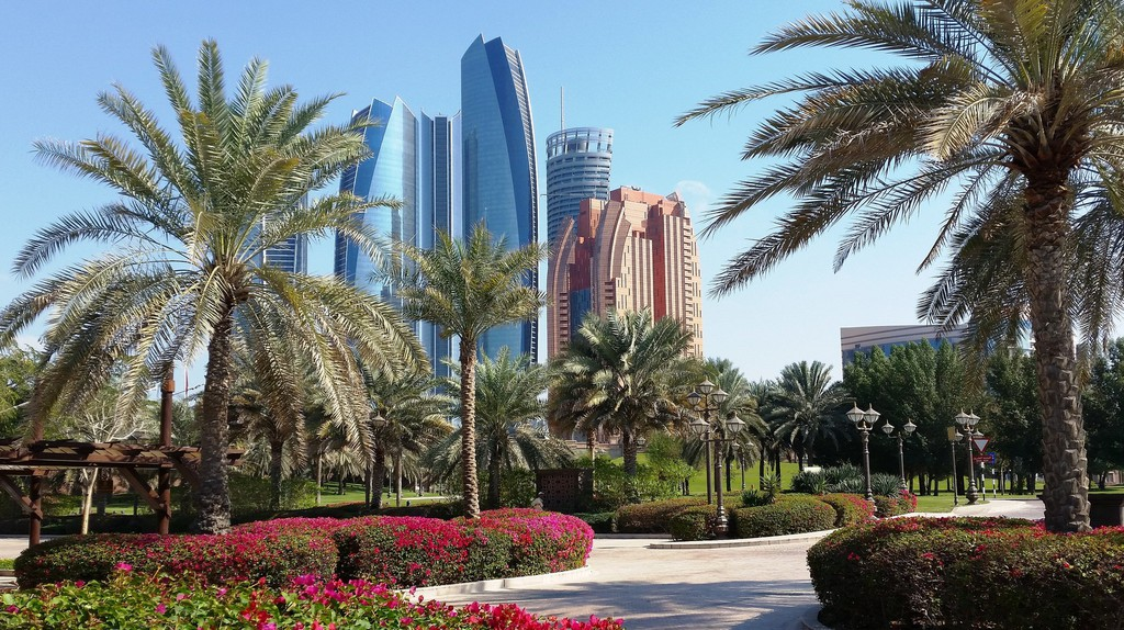 Abu Dhabi is the new best place to go in the UAE   © Michael Panse/Flickr
