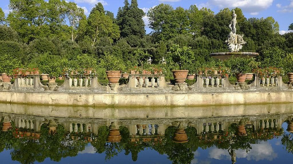 Boboli Gardens|©Sebastian.gone.archi/Flickr