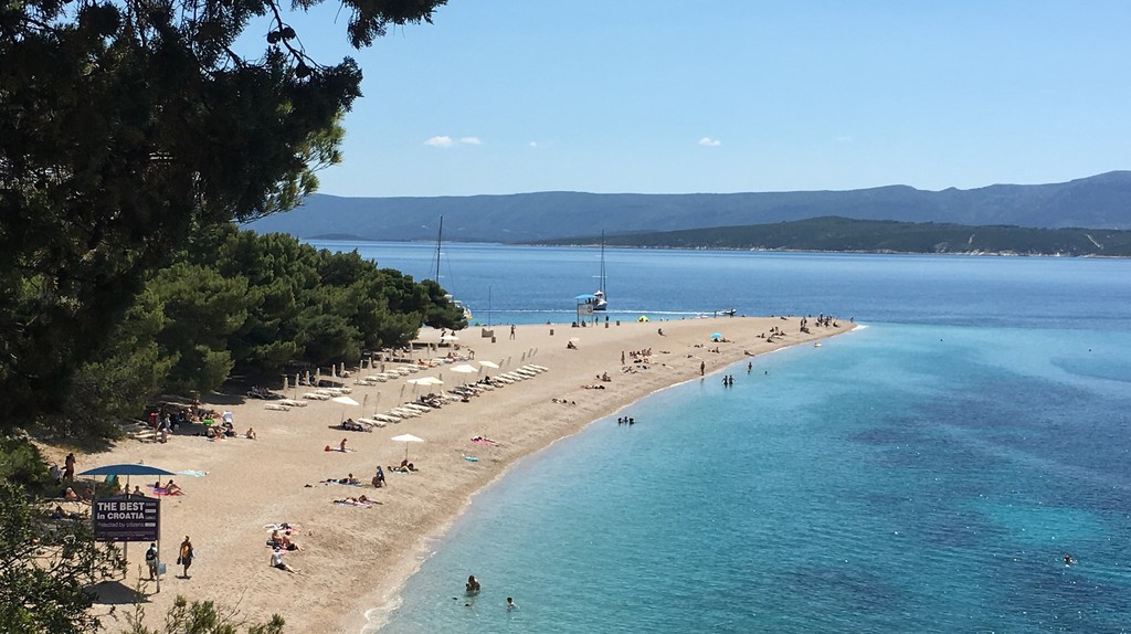 Zlatni rat | © Sarah Castillo/Flickr