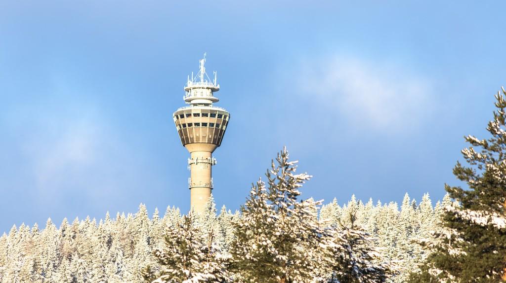 View of Puijo Tower | © Visit Lakeland / Flickr