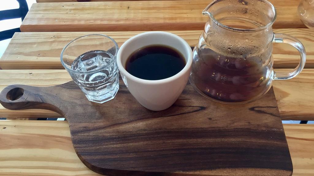 Panamanian coffee   ©  Brittney Schering