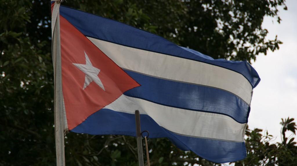 The flag of Cuba   © Marco Zanferrari/Flickr