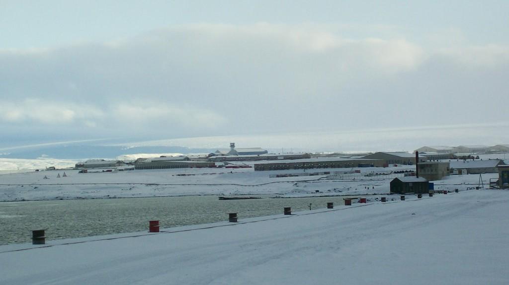 Thule Air Base, Greenland