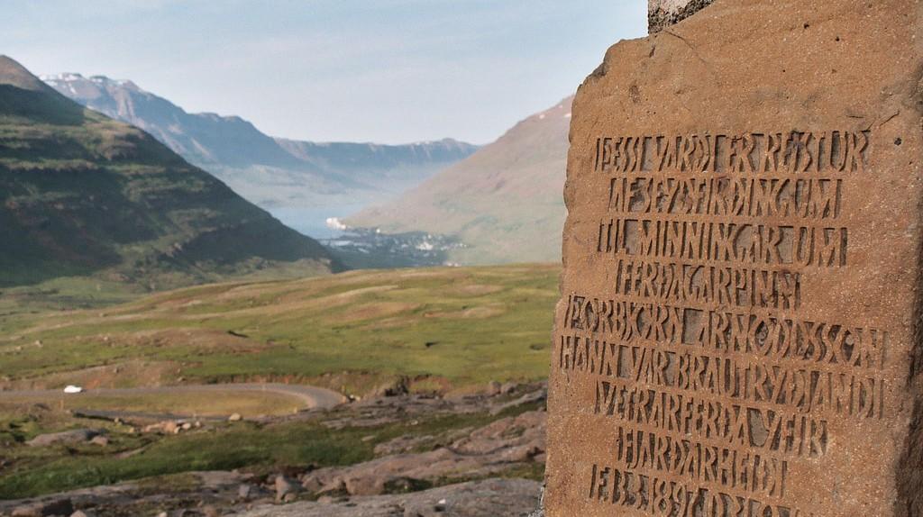 Iceland: Viking Rune | © Victor Montol / Flickr