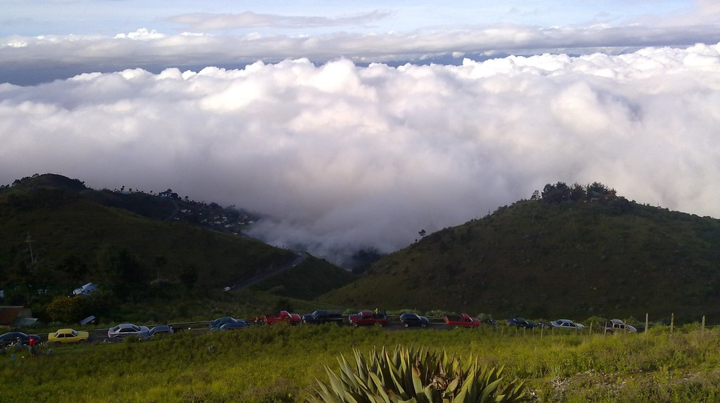 Get above the clouds in the Cuchumatanes, Guatemala © lfac / flickr