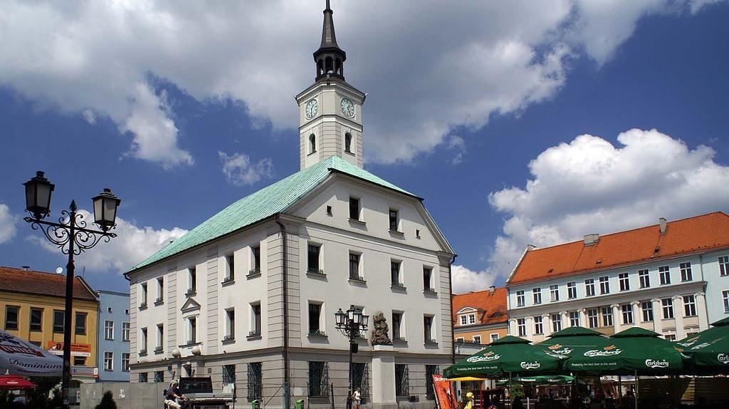 Gliwice   © Barbara Maliszewska / WikiCommons