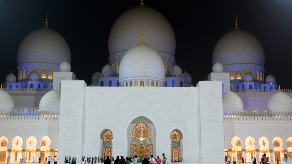 Sheikh Zayed Grand Mosque, Abu Dhabi   © Mathias Apitz (München)/Flickr
