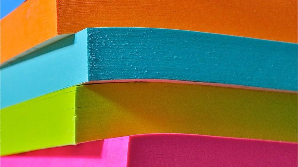 Post-it Notes   © Dean Hochman / Flickr