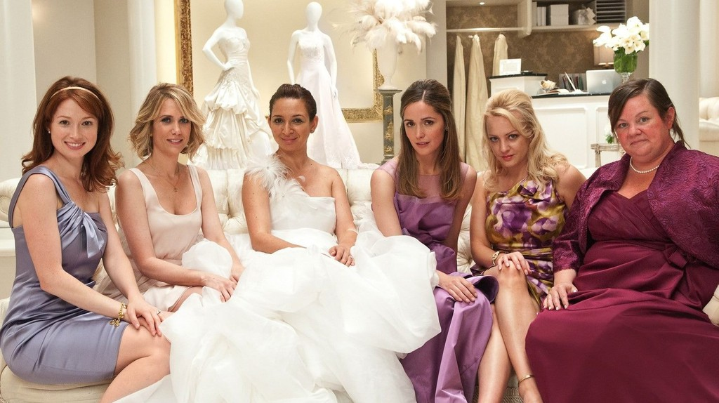 The cast of 'Bridesmaids'