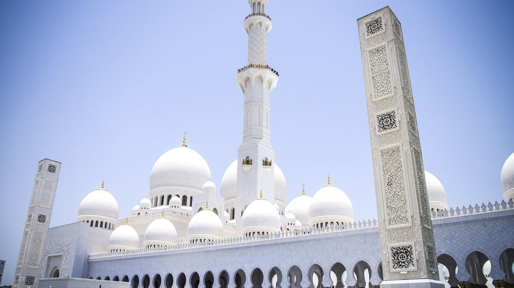 Sheikh Zayed Grand Mosque   © hezhichengcn/Pixabay