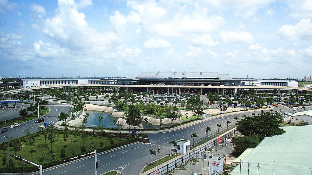 Tan Son Nhat International Airport | © Lưu Ly/WikiCommons