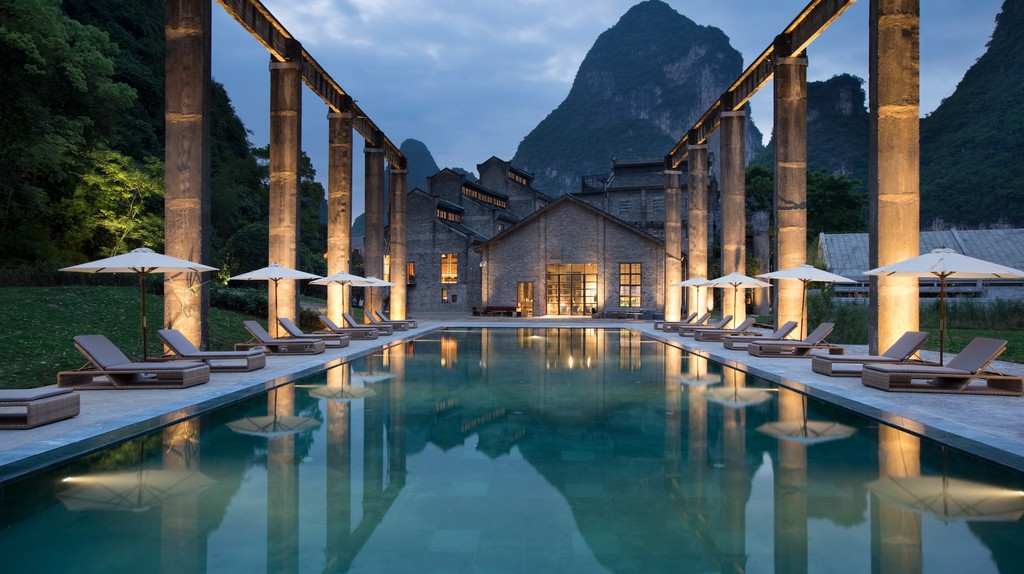 This Chinese Sugar Mill Has Been Transformed into an Amazing Retreat
