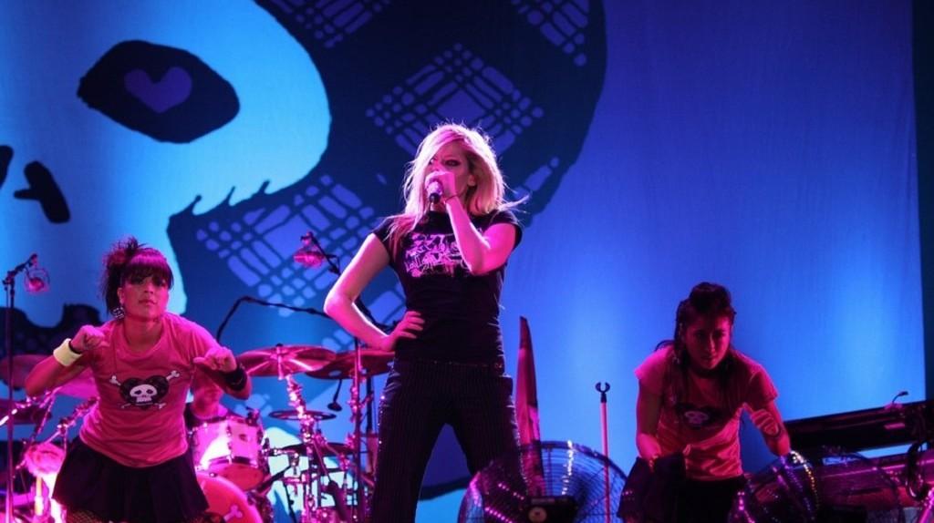 Avril Lavigne in China | © Gen Lu/WikiCommons