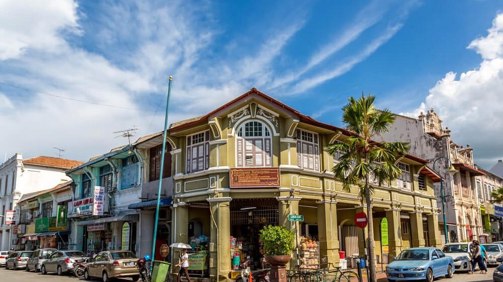 George Town, Penang   © LMspencer / Shutterstock.com