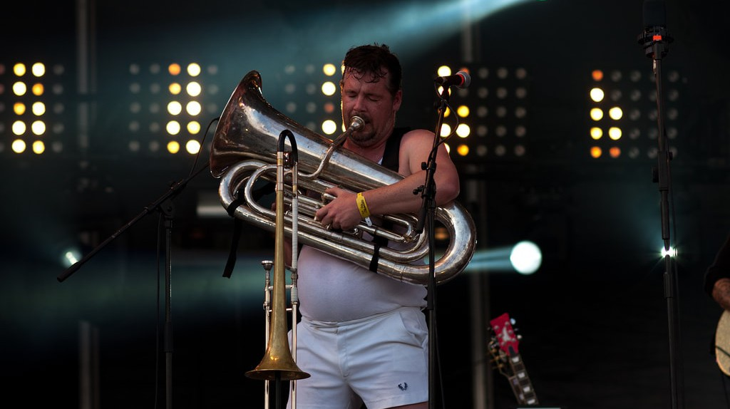 Fat Freddy's Drop in France | © Eddy BERTHIER/Flickr