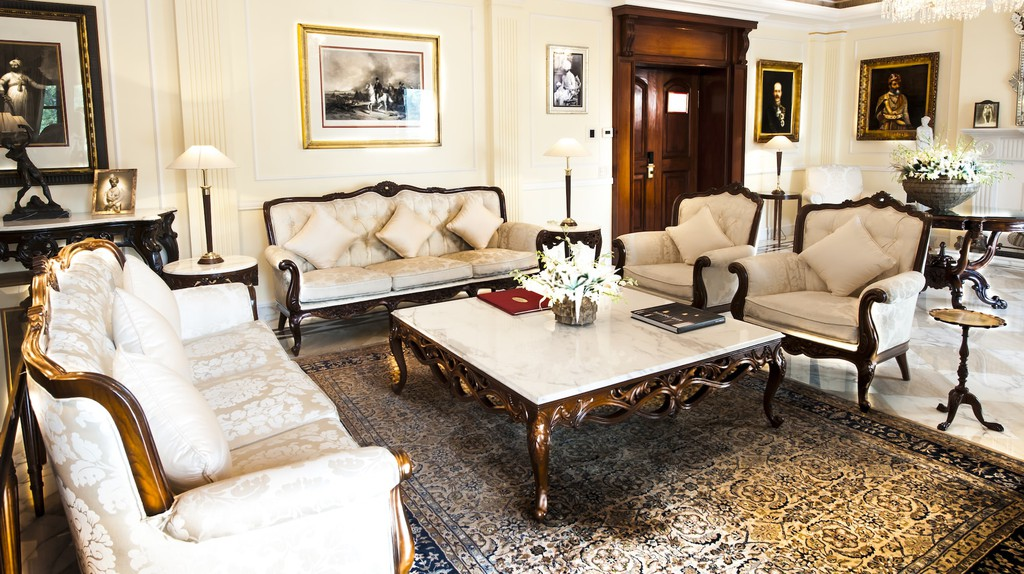 The Royal Imperial Suite  | Courtesy of The Imperial, New Delhi
