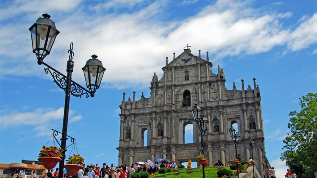 Ruins of St. Paul's | © Courtesy of Macao Government Tourism Office