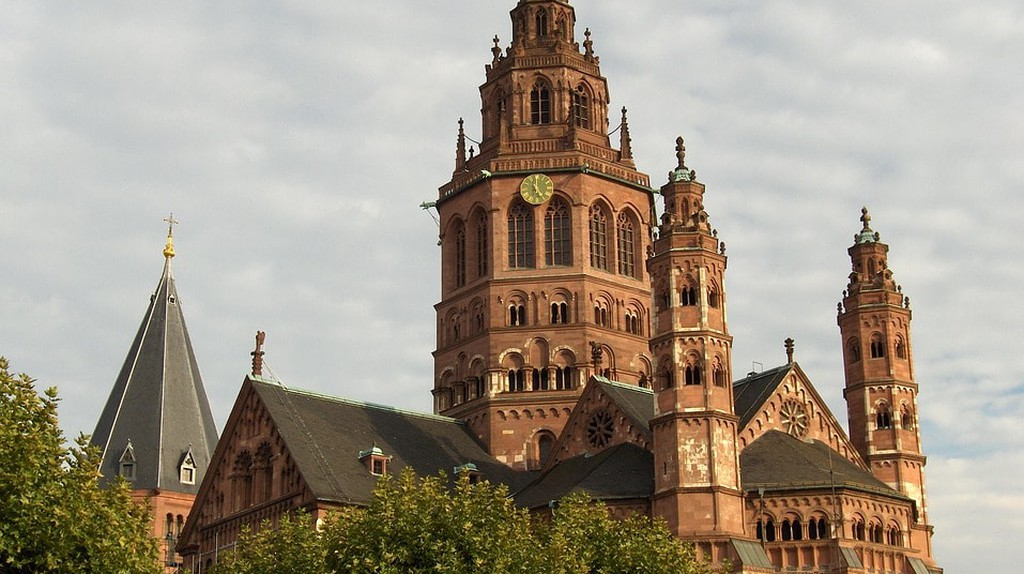 Mainz Cathedral   © hghb / Pixabay
