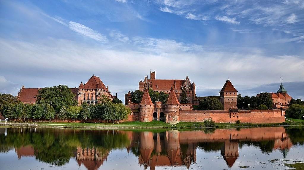 Malbork Castle | © Gregy / WikiCommons