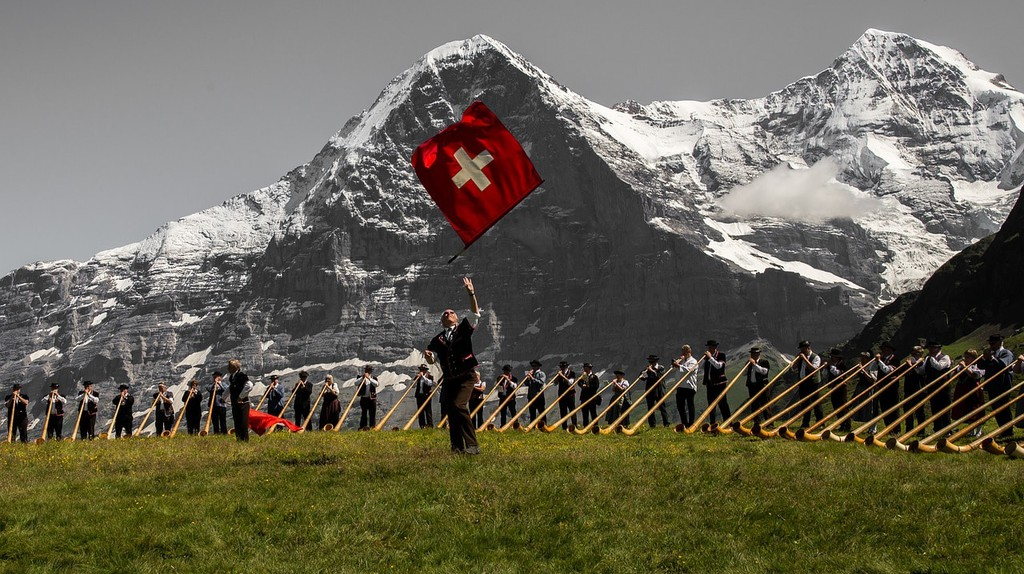 Yodel it and they will come. Switzerland is top of the world, again.   © cmooreinswitzerland / Pixabay