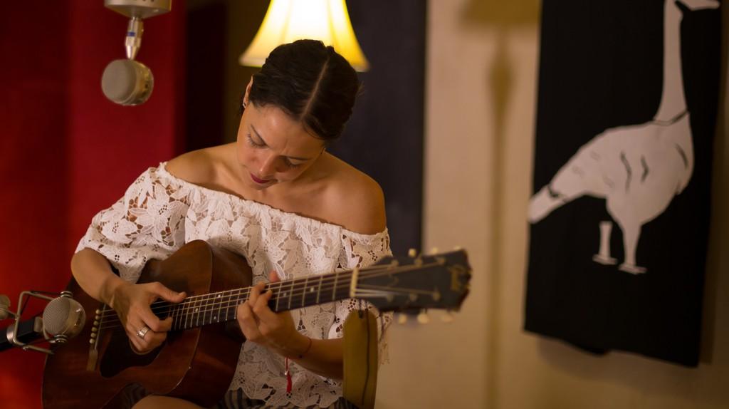 Grammy award-winning artist Natalia Lafourcade   © El Ganzo