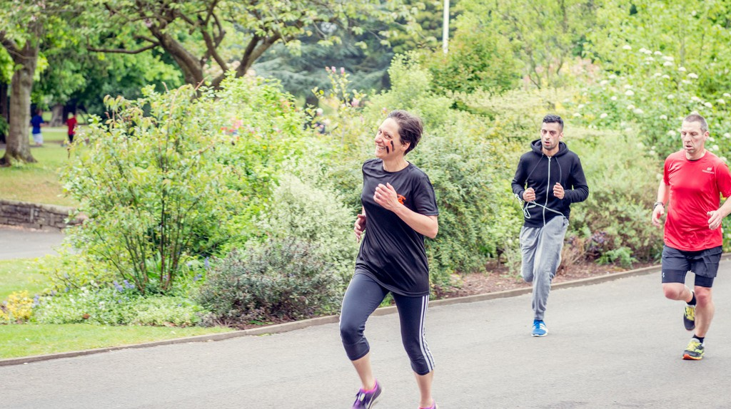 Parkrun at Cannon Hill Park | © Louise Holgate/Flickr