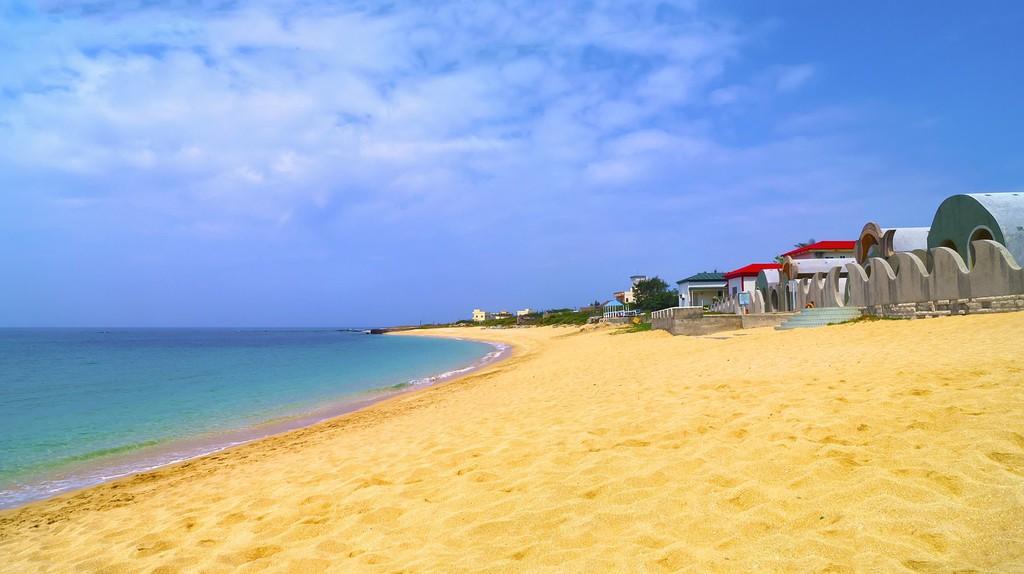 Beach at Wangan | © Huang Chun Yu / WikiCommons
