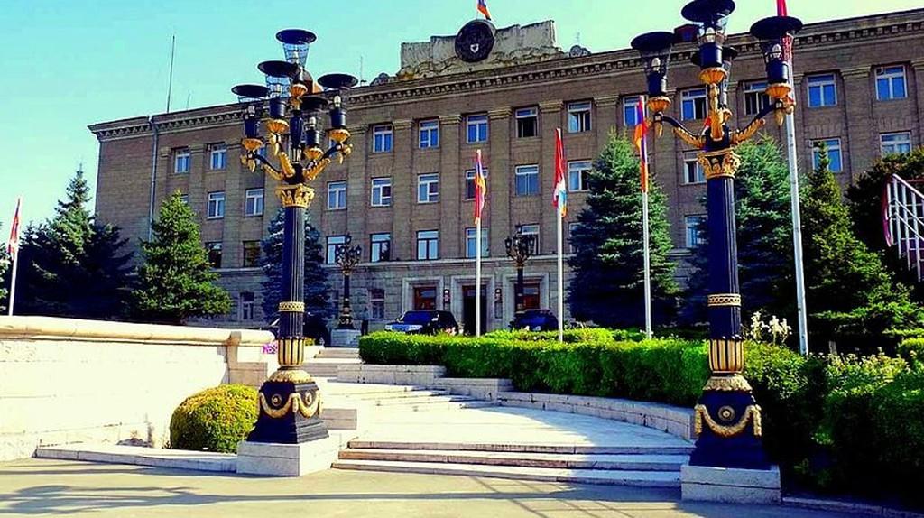 Stepanakert|©Govorkov/ WikiCommons